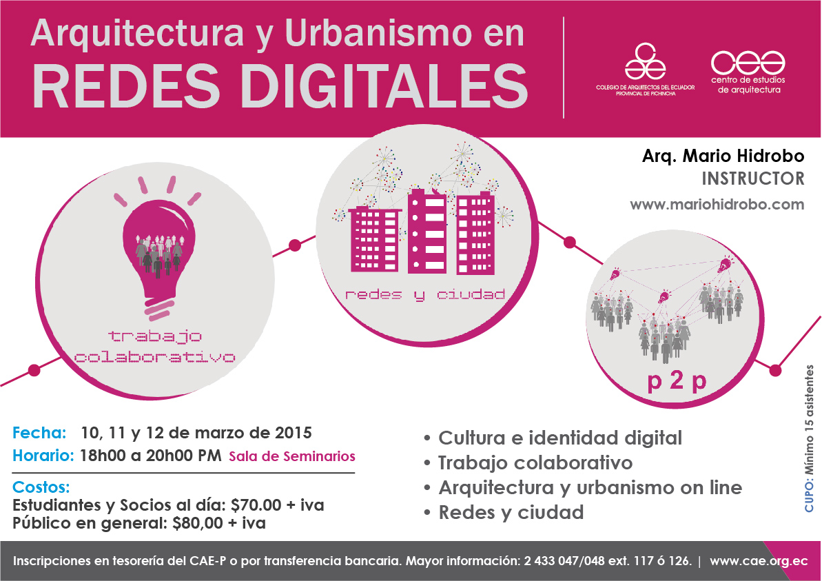 afiche redes digitales1